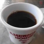 アメリカンハウスダイナー - ハウスブレンドコーヒー