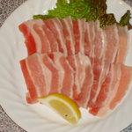 味覚館 - 豚健康カルビー