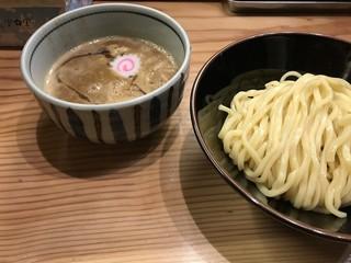 銀座 朧月 - ★9濃厚つけ麵