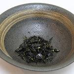 神戸製麺 - 韓国岩のり