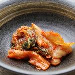 神戸製麺 - キムチ