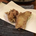 ちんどん - 鶏の唐揚げ もも(2個)