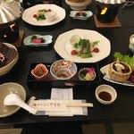 フォレストリゾート ゆがわら万葉荘 - 料理写真: