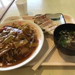 海鮮餃子 帆船 - 料理写真: