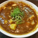 84984068 - カレーつけ麺