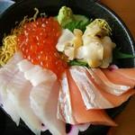 レストラン北海 - 海鮮日高丼