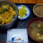 あさの食堂 - ウニ丼