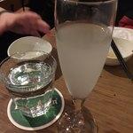 中野青二才 - 日本酒(銘柄忘れ)