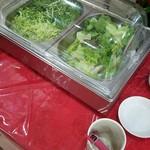 ダイニング 華 - 葉野菜