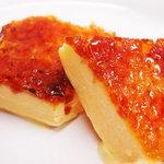 オステリア・ド・イタリア オリーブ -   パティシエ手作りの美味しい        ドルチェあります。