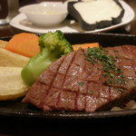 ワッツ ザ ストア - 木の葉の形をしたステーキ