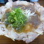 麺処 丸昌 - 料理写真:醤油らーめん+チャーシュー増し