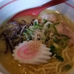鶏白湯Soba&水炊きのお店 轍 - 料理写真: