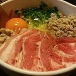 道とん堀 - 超得豚玉