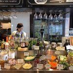 LionCAFE - 旬のお野菜やおばんざい食べ放題付きランチセット
