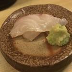 和洋酒菜 ひで - 天然の真鯛