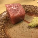 和洋酒菜 ひで - 料理写真:本鮪のトロ