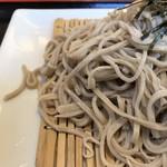 甚九郎 - こんな蕎麦です