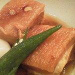 龍潭 - 豚の角煮・・・かな・・・