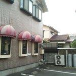 キッチン丸山 - 顕徳町のなかにあります。