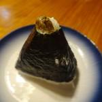 くげぬまライス - 料理写真:ふきみそ