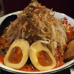 カラシビ味噌辣麺 鬼神 -