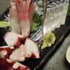 そば処 小松庵 - 料理写真:刺身三点盛