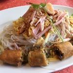 タイ・ベトナム料理の店 アジアの味 - ベトナム風冷やし中華