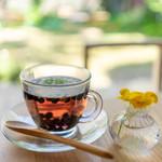 ひだまり - ひだまり名物「千石茶」