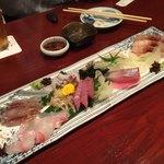 旬魚菜 よし田 - 飲み放題のコースです