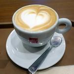 イリーカフェ - モーニングBセット550円