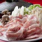 新鮮鮮魚と産直野菜の店 かぐやひめ - 白老牛のしゃぶしゃぶも絶品1人前680円