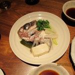 イッスイカシワ - 魚料理が得意