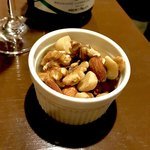 カヴァロ - *白トリュフナッツ(¥280)