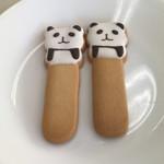 85011611 - 動物占いクッキー(パンダ)