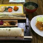 85013285 - あららぎ定食(1430円)