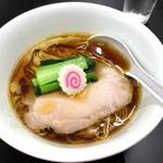 ラーメン屋 トイ・ボックス - 追い鰹醤油ラーメン972円