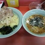 ラーメンショップ - つけ麺チャーシューの、あつもり(¥900)