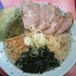 ラーメンショップ - 塩チャ―シュー麺(¥850)