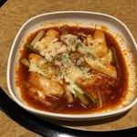 オモニ韓国家庭料理 - チーズトッポギ