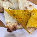 インドネパール料理 ミヤギディ - 追加150円でカボチャナンに変更