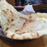インドネパール料理 ミヤギディ - プレーンナン