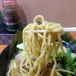 麺賊 夢我夢中 - ワシワシの極太麺