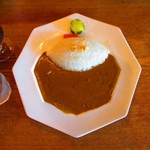 スイジガイ カフェ - 『カレー大盛り』