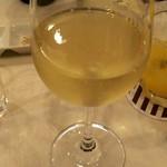 天久テラス - ドリンクは白ワインを頂きました。