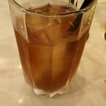 天久テラス - ウーロン茶。