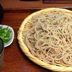 蕎麦切り 西本 - 【ざるそば】