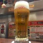 85021207 - 生ビール…500円
