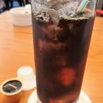 ビストロ 山.海.葉っぱ - アイスコーヒーを選ぶ