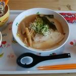 麺や 虎鉄 - 料理写真:大人は頼んじゃダメよ^^;